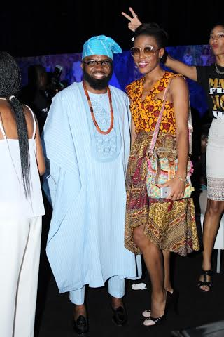 Ezinne and Noble Igwe (Style Vitae and 360 nobs)