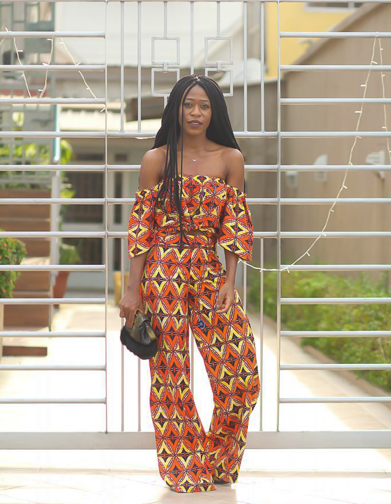 To knot or Not: The Chicnicity Zee Pant Set