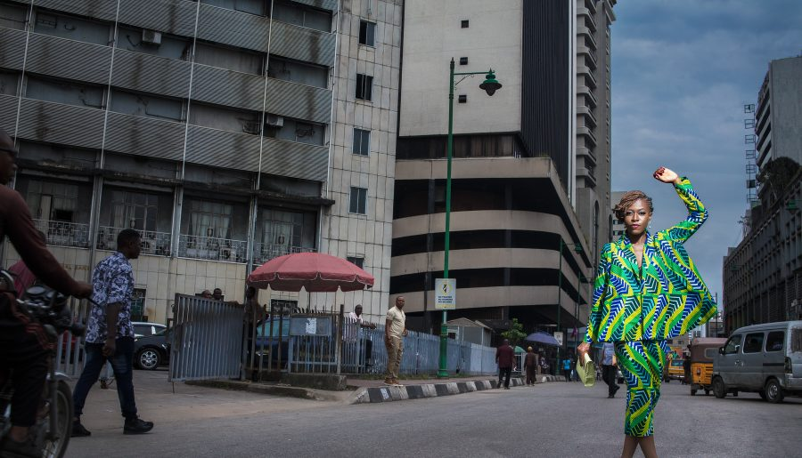 The Working Girl's Guide to Wearing Ankara Prints to Work