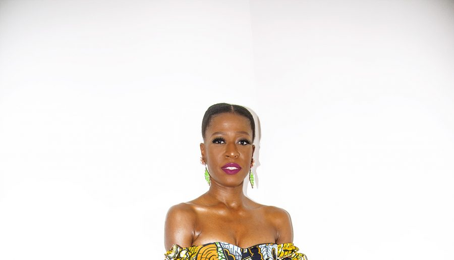 THE AMVCA'S AND AN ANKARA FROCK: ALL THE DEETS!