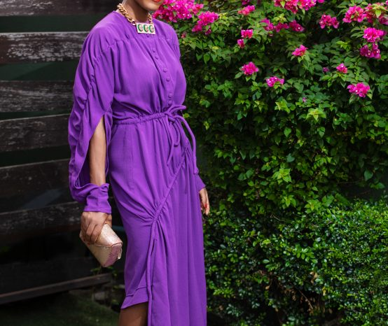 Telling my Lavender story the African Way