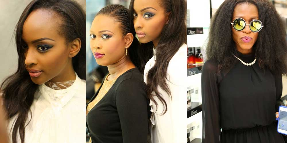 L'Oreal Luxe New Line Launch