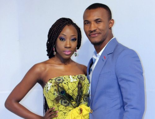 Africa Magic Re-Launch shoot..