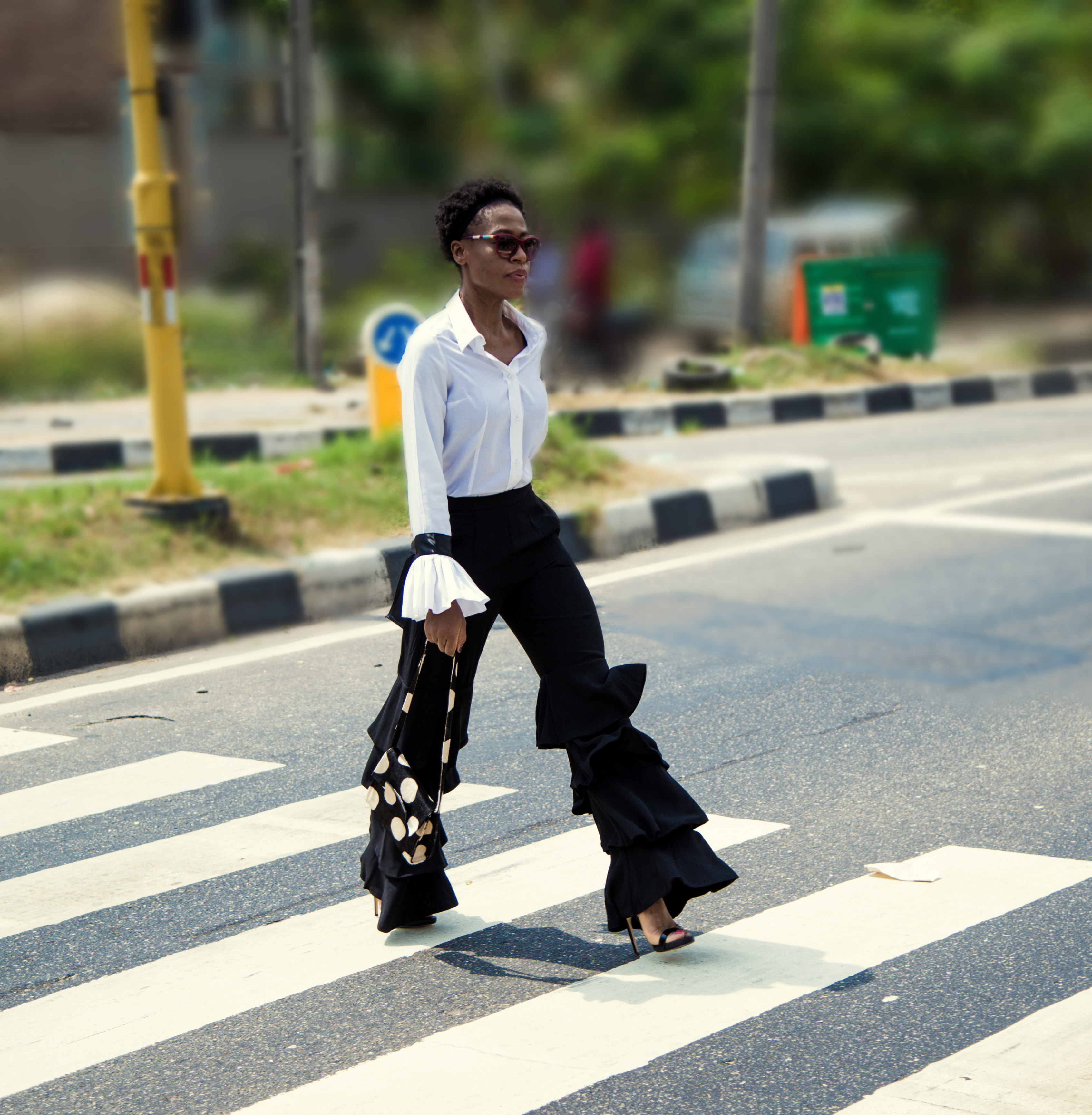 Crossing the Zebra Crossing into an Awesome Life