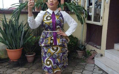 "Are you an ""Hour Glass""??:  Cinch it in Like Monalisa Chinda"